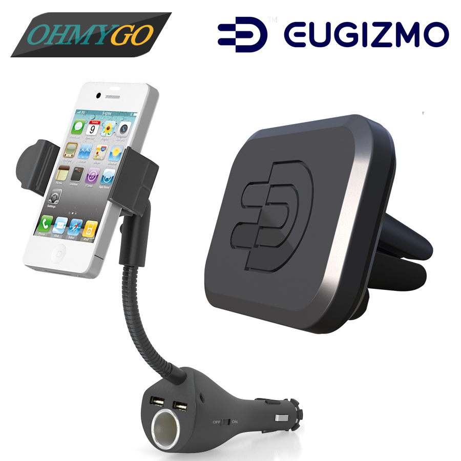 Magnetic car mount charger 16