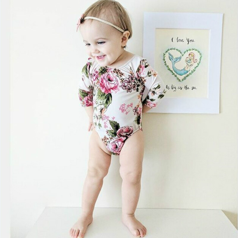 Kids Tales Baby Girls Summer 1 Piece Jumpsuit Cotton Sleeveless Halter Bodysuit