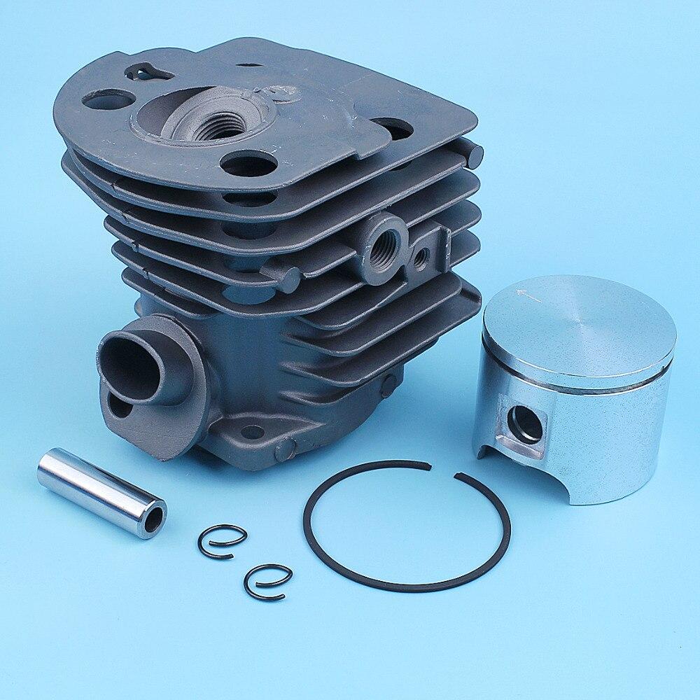 Nikasil Cylinder Piston Pin Ring Kit For Partner 540 K540  46mm  Chain Saw 503 60 91-02