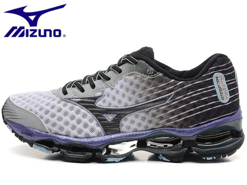 96f32323bd30 ... where to buy purple blue white 2015 mizuno wave prophecy 4 women  running shoes femininos mizuno