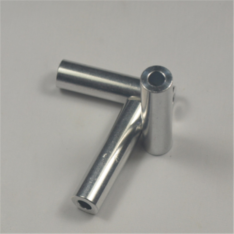 10 Stks Cnc Machine Diy Onderdelen 40mm Lengte Aluminium Spacers 5*10*40mm Size