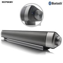 Mxpokwv New Soundbar TV Speakers Super Dual Bss Speaker Portable Mini Home Bluetoth Loudersepaker Soundbar Subwoofer