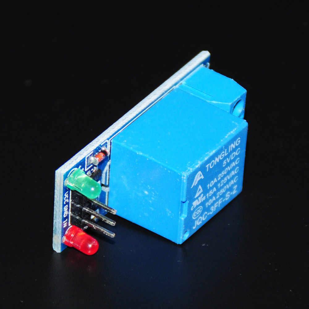 5 v 1-チャンネル · リレー · モジュール arduino のラズベリーパイ dsp avr pic plc 1 チャンネルリレー開発ボードシールドフォトカプラ diy