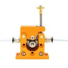ANYCUBIC 3D частей принтера 42 шаговый двигатель Все Металлы Боуден дистанционного Экструдер 1.75 мм для Prusa i3 Freeshipping!!