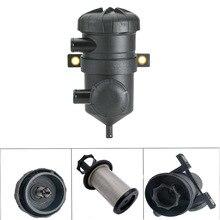 WHDZ Universal ProVent 200 separador de aceite atrapar puede filtro para Ford patrulla Turbo 4WDs acusado Toyota Landcruiser ACEITE DE 2MGD-1