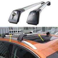 Набор багажник на крышу из алюминиевого сплава основной корпус для Benz GLC200 GLC260 GLC300 2015-2016