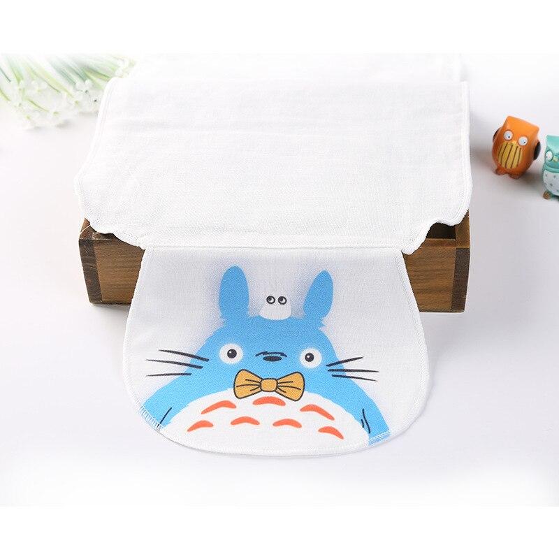 VERATI 2018 Новый Пот-абсорбент Полотенца маленьких CottonGauze Pad печатных детские вещи для лицо рукой Полотенца детские вещи 24*35 см V084
