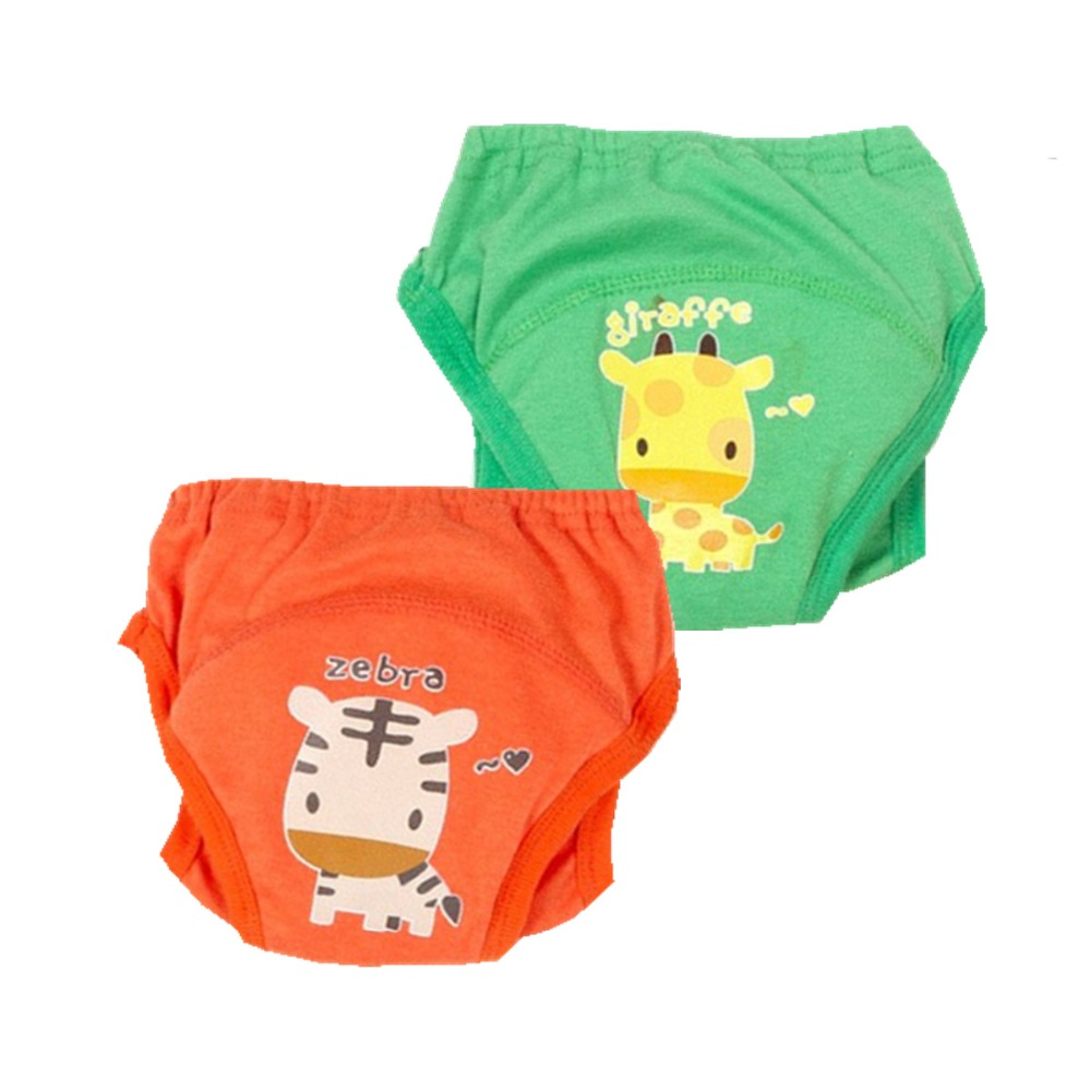 Reusable Baby Training Pants Infant Waterproof Pant Toddler Potty Underwear Newborn Boy Girl Swimming Diapers Nappy Panties