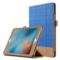 SD Stitching Color Smart Case For New Apple IPad Pro 9 7 Inch 2016 Ultra Slim