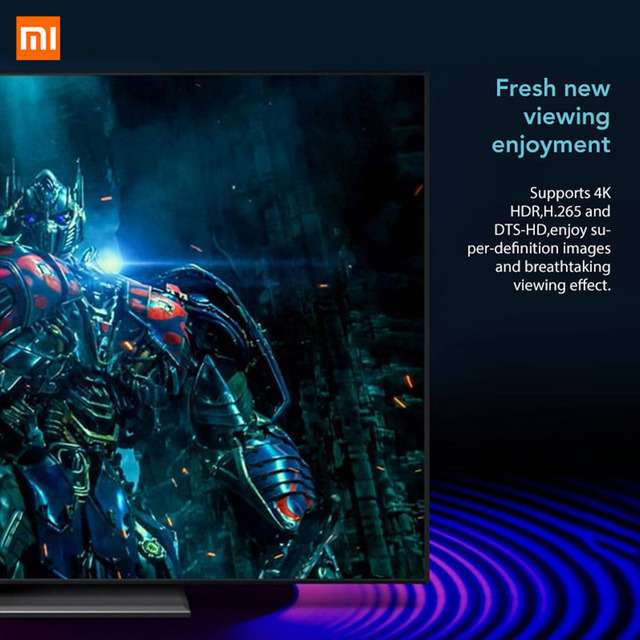 Mi Box 3 Enhanced - Android TV 3