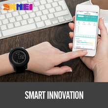 Brand Men Smartwatch Bluetooth Calorie Pedometer Multi-Functions Sports Watches Mens Shock Resistant Digital Men's Smart Watch