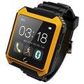 Bluetooth relógio inteligente Uterra à prova d ' água IP68 pedômetro SmartWatch relógio de pulso para o iPhone Android Samsung HTC