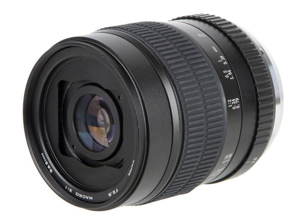 60mm 2:1 2X Super Macro lentille de Mise Au Point Manuelle pour Monture Nikon F d3 d5 D7200 D5500 d500 D750 d800 D610 D90 caméra