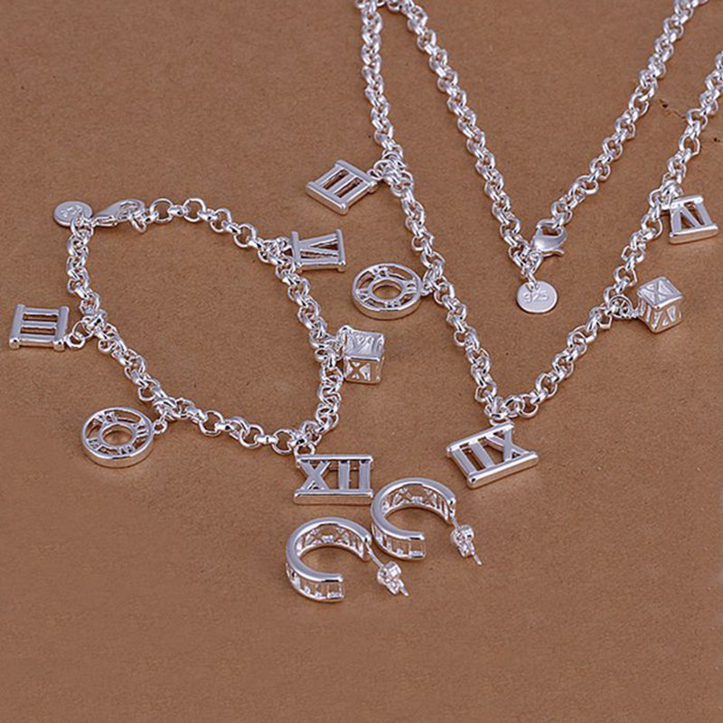 Silver plated jewelry sets, sterling silver jewelry jewelry set ...