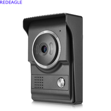 Single 700TVL Color Door Camera Outdoor Entrance Machine Unit for Home video door phone intercom Access Control System