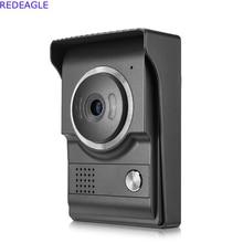 Один цвет дверь камеры 700 ТВЛ вход внешний блок машины для дома видео-телефон двери домофон система контроля доступа