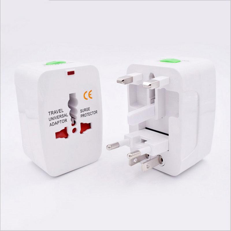 DOITOP Universal Travel Charger Adapter Global Conversion Socket Transformation Plug Multifunction Plug Socket EU US AU UK Plug