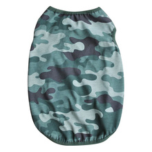 Small Pet Dogs Cat Apparel Camouflage Vest