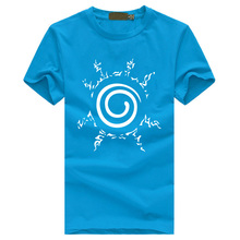 Classic Naruto's Four Symbols Seal T-shirt / 17 Colors