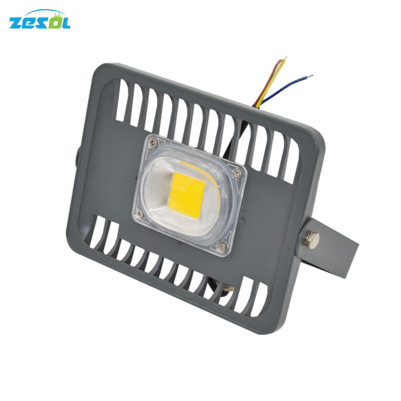 ZESOL 30w LED Flood light projektor Spotlight udendørs belysning 220v Haveplanter