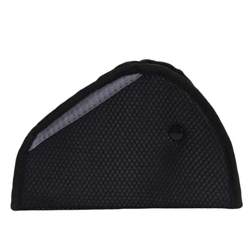 Carro crianças capa de segurança ombro triângulo cinto de segurança titular ajustador resistente protetor para carro seguro interior acessórios