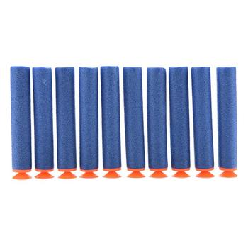10pcs/lot Refill Darts Toy Gun Sniper Bullet Blaster With Soft Sucker Refill Darts For Adults Kids Toys image