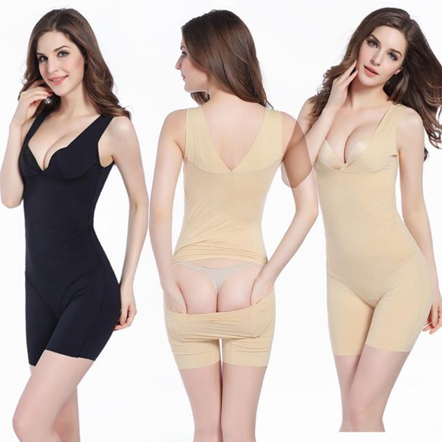 Belleza mágica Trajes Pantalones Sujetador Body Control Fajas Ropa Interior Que Adelgaza Delgada Seamless Faja