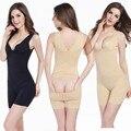 Magia de Beleza Roupa Interior Shapewear Slimming Ternos Calças Bra Bodysuit Controle Shaper Do Corpo Sem Costura Fina