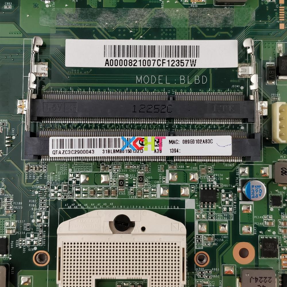 Image 3 - A000082100 DABLBMB28A0 w N12P LP A1 GPU HM65 for Toshiba Satellite L750 L755 Notebook PC Laptop Motherboard Mainboard-in Laptop Motherboard from Computer & Office