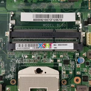 Image 3 - A000082100 DABLBMB28A0 w N12P LP A1 HM65 para Toshiba Satellite L750 L755 GPU Notebook PC Laptop Motherboard Mainboard