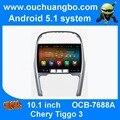 Ouchuangbo автомобилей радио мультимедиа для Chery Tiggo 3 2016 с BT quad core gps навигации android 5.1 система Бахрейна России карта