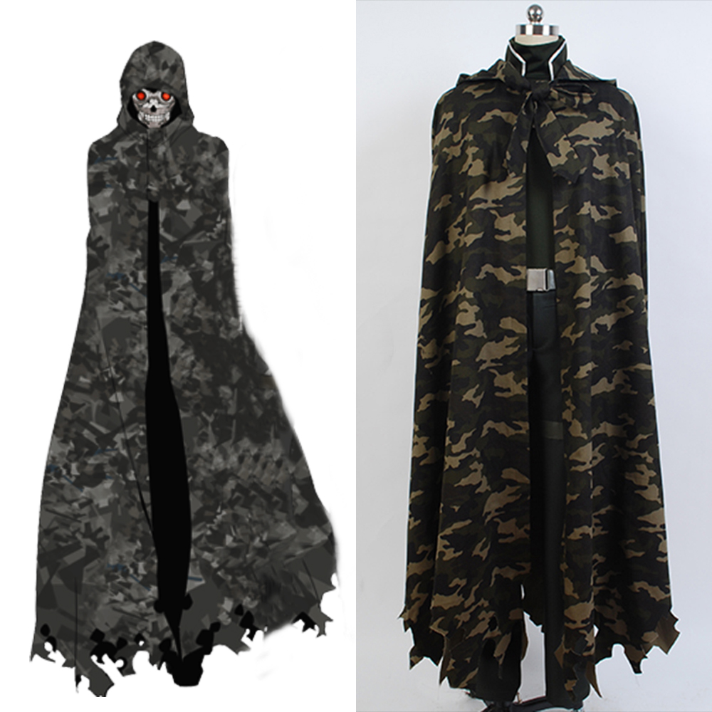 Sword Art / Gun Gale Online Death Gun Sterben Cosplay Costume Coat / - Καρναβάλι κοστούμια