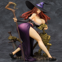 Tronzo Sexy Figure Game Dragon's Crown Witch Sexy PVC Action Figure Anime Sexy Girls Model Doll Toy Halloween Gifts For Boys