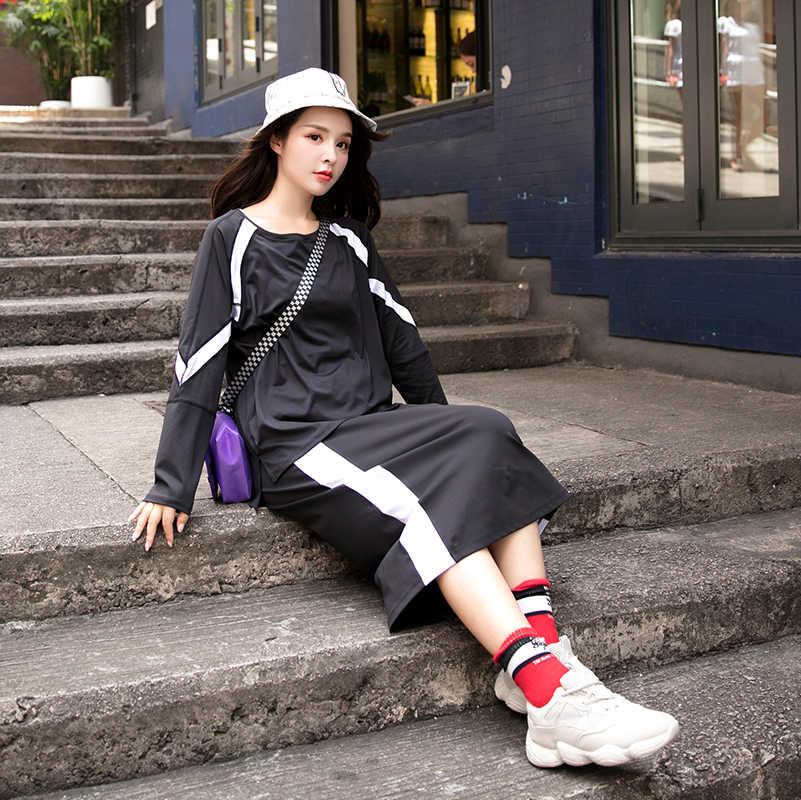 Спортивный костюм для женщин и девочек, комплект для йоги, рубашка с длинными рукавами, штаны для фитнеса, юбка для бега, одежда для занятий спортом для спортивного зала, уличные костюмы, 3 предмета