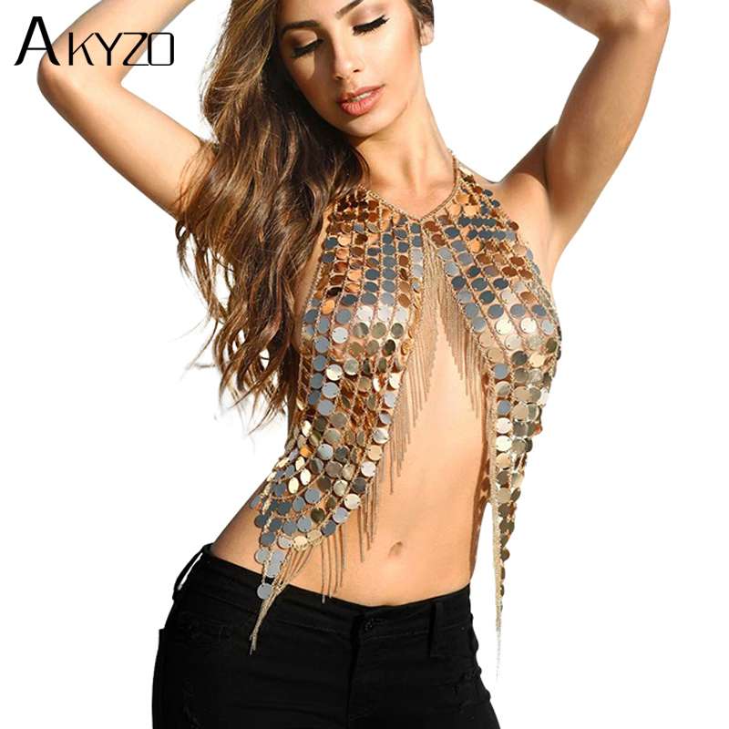 Club Libyan Party Sequins