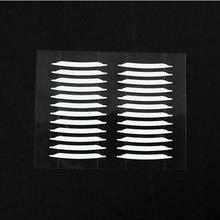 600pcs White Eyelid Sticker Double Eyelid Tapes Thin Invisible Clear Adhesive Makeup Tools Accessories