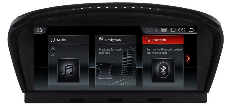 android 4 4 car multimedia player gps navigation for bmw 5. Black Bedroom Furniture Sets. Home Design Ideas