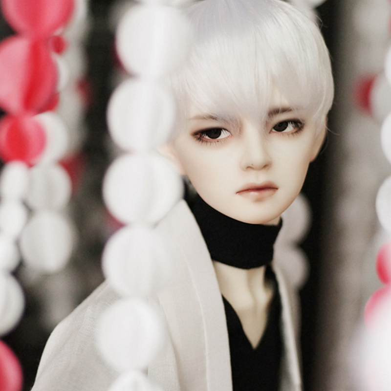 DistantMemory Hwayoung 1/3 Doll BJD Fashion Korean Male Idol JK Style Ball Jointed Dolls Resin Figure Gifts