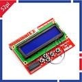 RGB 1602 Escudo LCD Teclado Raspberry Pi Módulo de Display LCD Tela Azul Com I2C