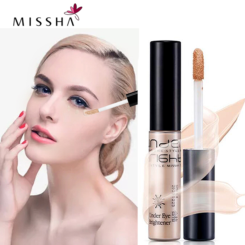 MISSHA Eye Concealer Cream Face Makeup The Style Under Eyes Brightener BB Creams Korea Cosmetics Original