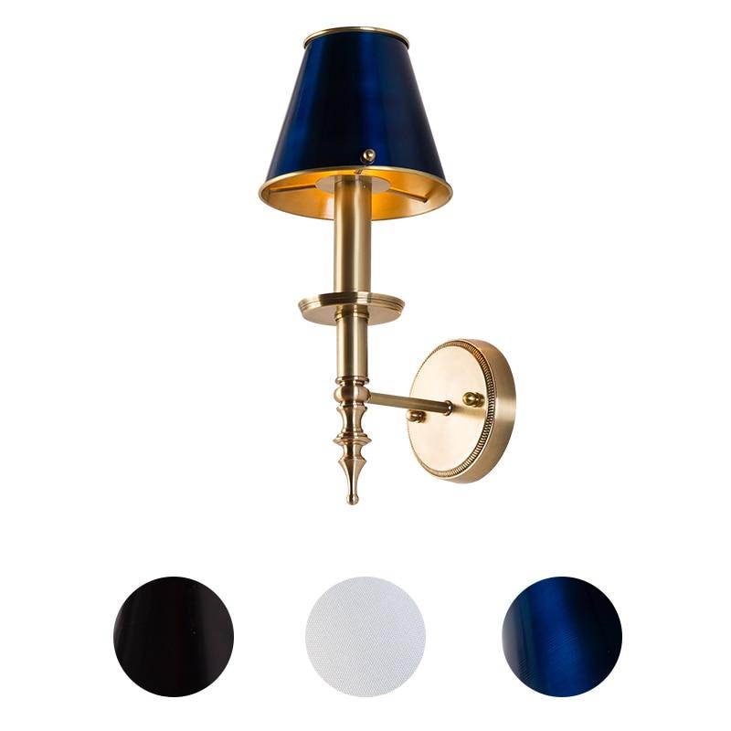 bedside lamp corridor balcony bedroom bathroom lens headlight sitting room background wall lamps