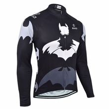 Bxio Winter Thermal Fleece Men'sCycling Jersey Shirt Bike Jersey Pro Bike Team Warm Long Sleeves Autumn Bicycle Clothing 111J