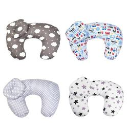 Детские подушки для кормления для беременных Грудное вскармливание подушку для обниматься П-образный Newbron Хлопок Кормление талии подушка