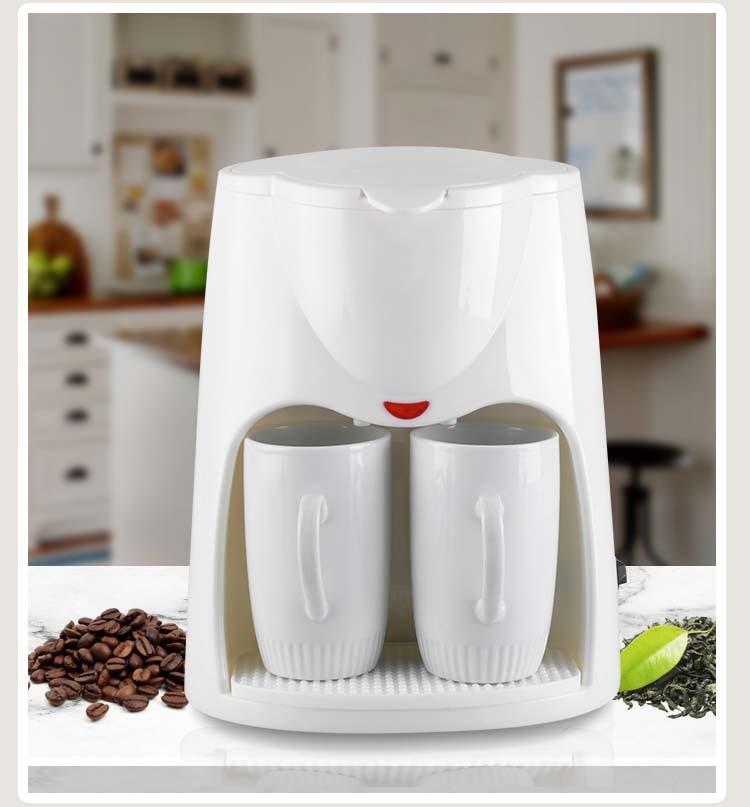 Cukyi automático elétrico ampulheta máquina de café