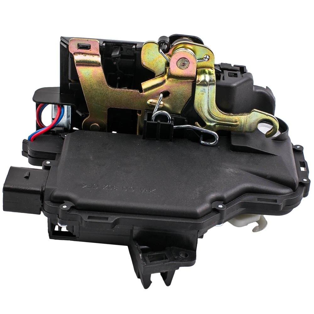 Rear Right Door Lock Actuator For Seat Skoda VW Solenoid Locking Relay