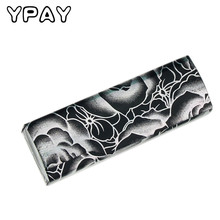 YPAY Valentine's Day Spectacle Case Box Leather Floral Print Myopia Glasses Box Contact Lens Optical Sunglasses Box Unisex(China)