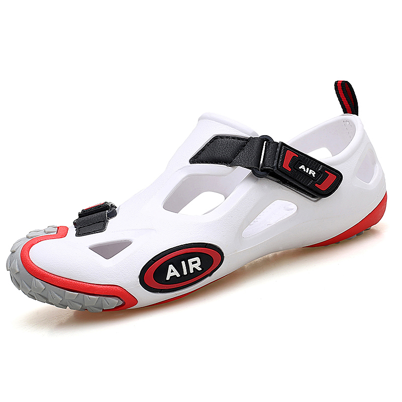 Comfortable Men Women Pool Sandals Summer Outdoor Beach Sneakers Couples Big Size Sports Water Slippers Unisex Aqua Shoes
