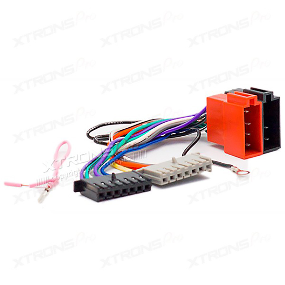 iso wiring harness adaptor cable connector plug lead loom
