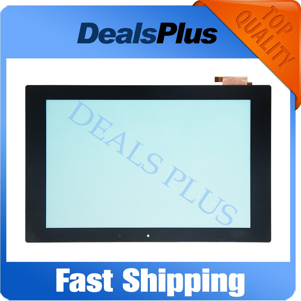Replacement New Touch Screen (Short Flex Cable) For Sony Xperia Tablet Z2 SGP511 SGP512 SGP521 SGP541 10.1-inch neothinking lcd assembly tablet z2 sgp511 sgp512 sgp521 sgp541 lcd digitizer touch screen replacement free shipping