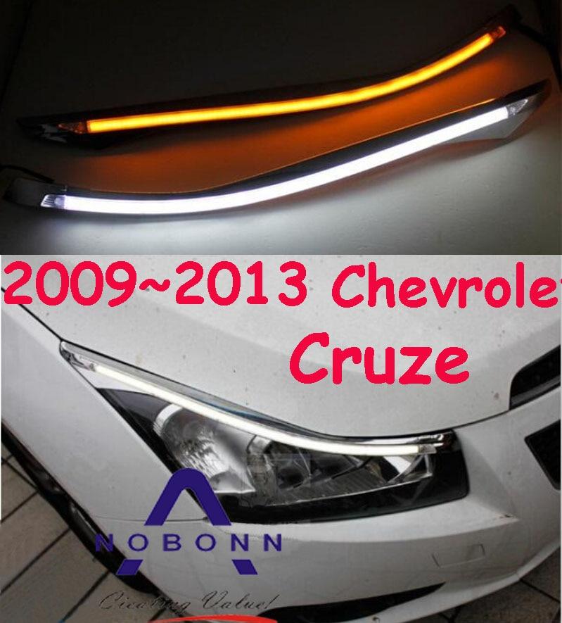 ФОТО LED headlight Kit,,car daytime light,2009 2010 2011 2012 2013 year,chrome,LED,Free ship!2pcs